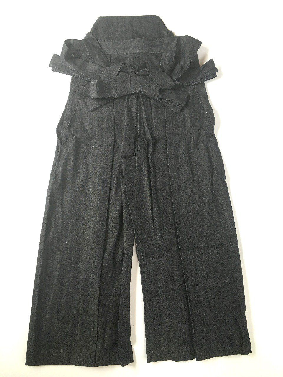 "Luxe pantalon Hakama Budo Jeans ""Denim"" HandMade in Japan"