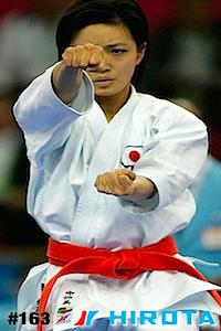 Luxe Karategi Hirota 163 KATA Taille:6 5 (190cm) Fait main au Japon