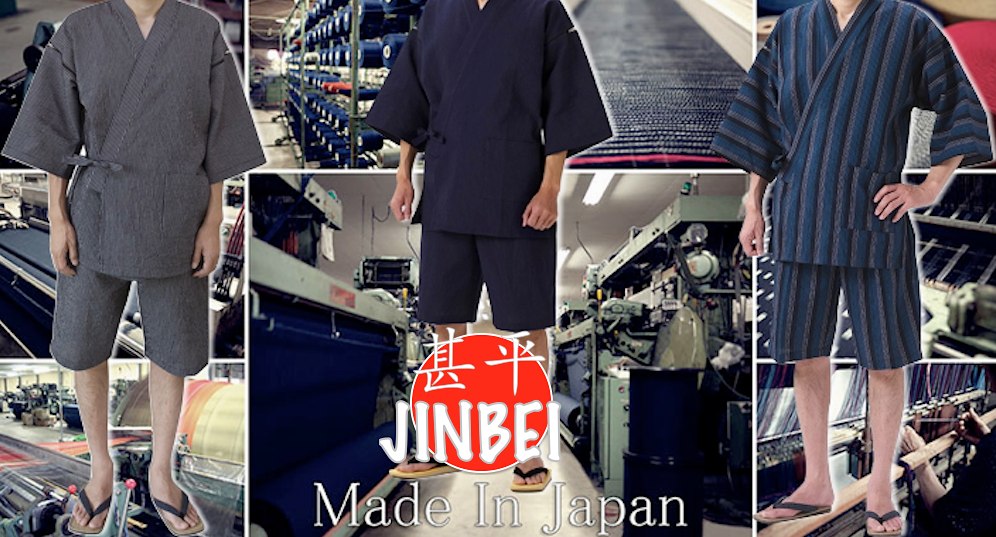 Jinbei Made in Japan